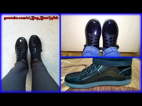 Резиновые ботинки женские с Алиэкспресс. Резиновые полусапожки женские с Aliexpress.