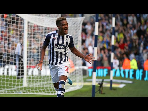 West Bromwich Albion v Blackburn Rovers highlights
