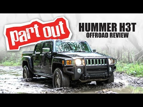 Hummer H3T Review Offroad