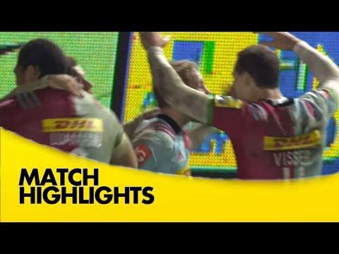 Harlequins v Saracens - Aviva Premiership Rugby 2017-18
