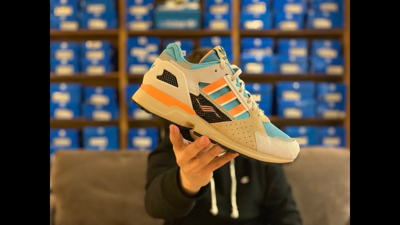 ZX 10000 2 OG SCHUHE Book CWShoe ADIDAS volume PerfectionVINTAGE Adidas lK1cJF