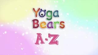 YogaBears A to Z:  E Elephant