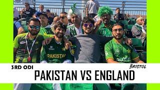England v Pakistan 3rd ODI 2019 | Jonny Bairstow | Imam-ul-Haq | Bristol