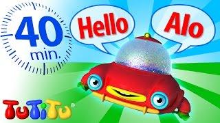 TuTiTu Language Learning English to Romanian - Traducere Din Engleza in Romana