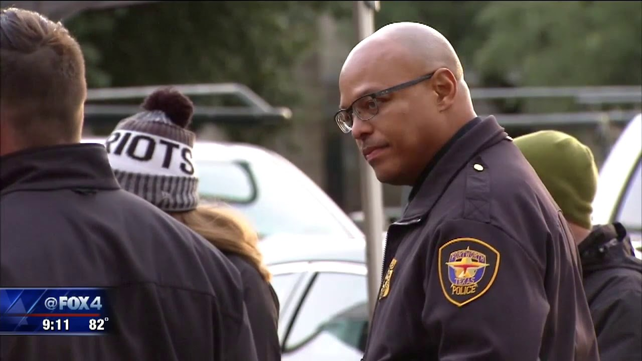 City of Fort Worth fires Joel Fitzgerald as police chief