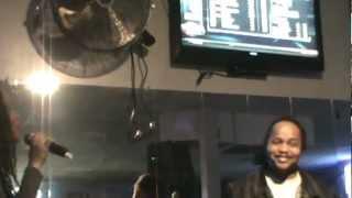 Keith Sweat Featuring Athena Cage - Nobody - Karaoke By Vivian & Curtis