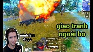 PUBG Mobile - Khều Team Đang Chạy Bo Và Cái Kết Bị 4 Thanh Niên Úp Ngược Lại