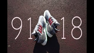 ADIDAS EQT 91/18 Review and ON-FEET // $180 WORTH IT BUT...