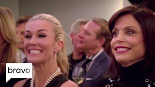 RHONY: Dorinda Takes Another Stab at Making a Speech (Season 9, Episode 13) | Bravo