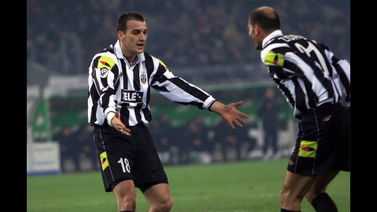 11 02 2001 Serie A Juventus Napoli 3 0 YouTube