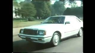 1984 Nissan Laurel Ad