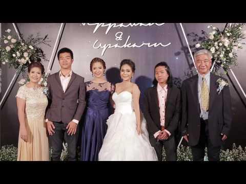 Bee & Oup Wedding Party 12.02.17 at Le Meridien Bangkok