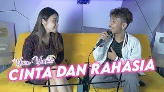 Download Cinta dan Rahasia - Yura Yuniat | Cover by Tiara Gita Suaka ft Astroni Suaka