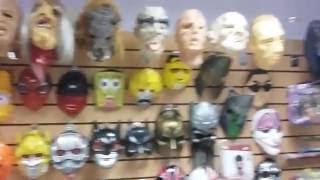 Обзор маски. Хэллоуин 2016.