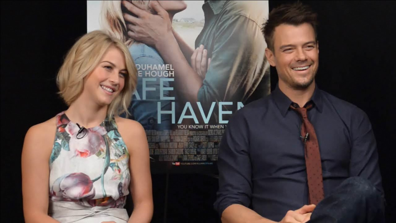 Julianne Hough & J... Josh Duhamel