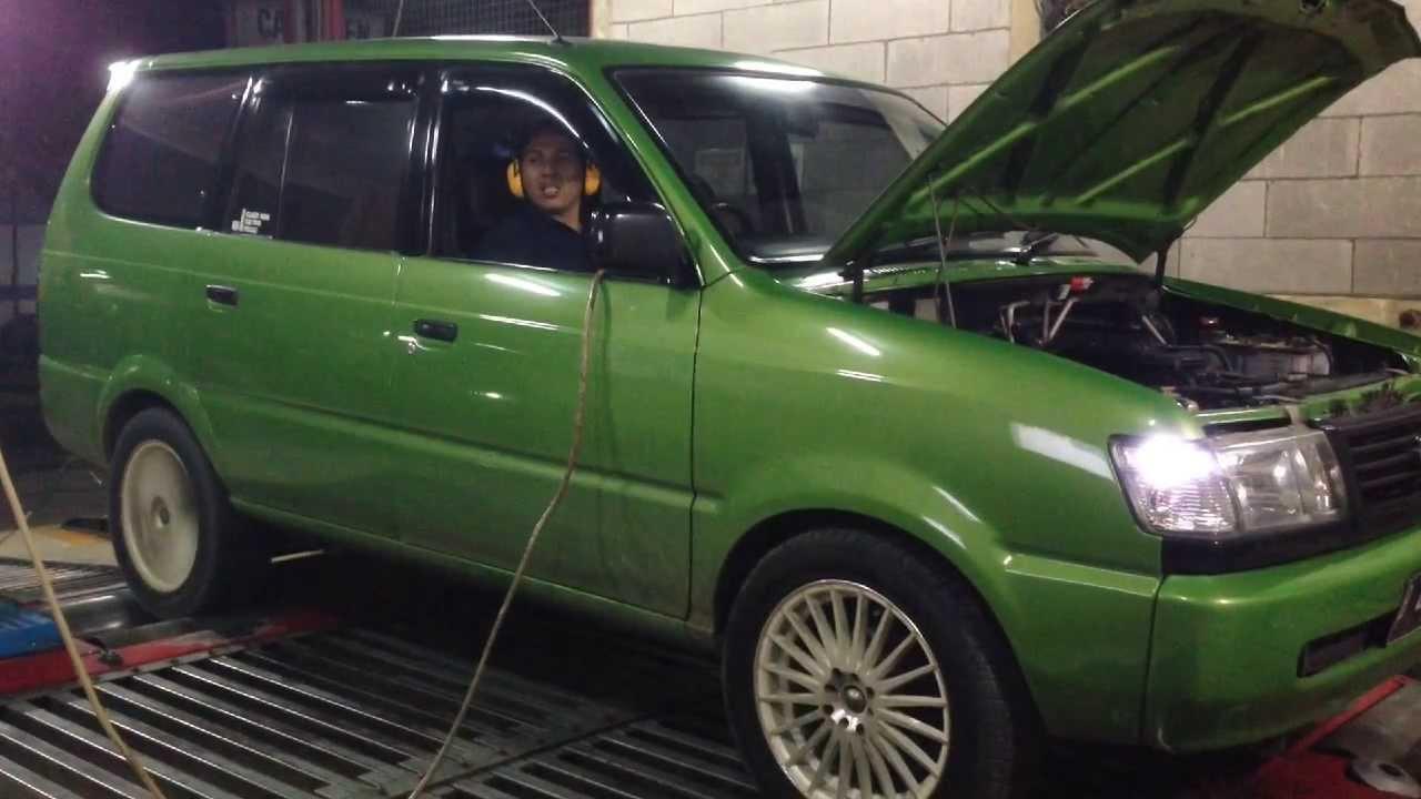 53 Modifikasi Mobil Kijang Kapsul Lsx HD
