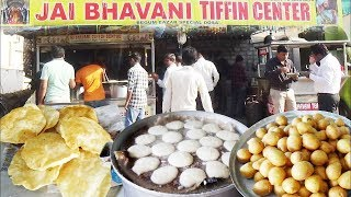 Indian Street Food Always Make's You Feel Hungry | Idly / Bonda / Poori / Dosa any Item @ 20 rs only