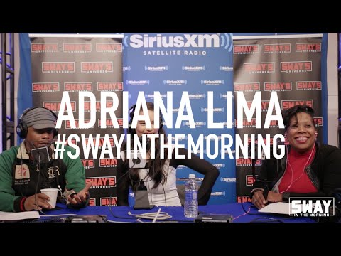 Adriana Lima Speaks on Plans for the Future + Picks SB Winner Based on Cuteness
