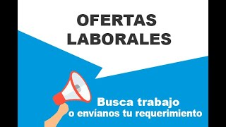 Ofertas de trabajo Trujillo | Bolsa de trabajo | Ofertas Laborales | Trujillo Perú