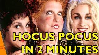 Hocus Pocus (1993) In 2 Minutes - Movie Spoiler Alerts