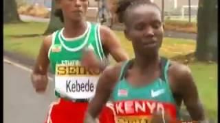 2009 World Half Marathon Chionships Highlights