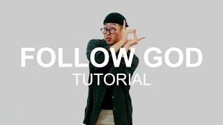 Follow God Tutorial (Kanye West) | Aฑdy Chung