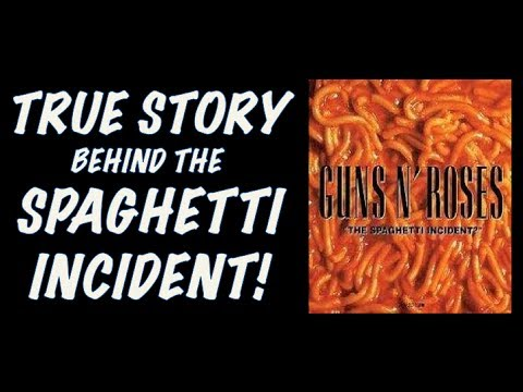 Guns N' Roses Documentary:The True Story Behind The Spaghetti Incident-Charles Manson & Axl Rose!