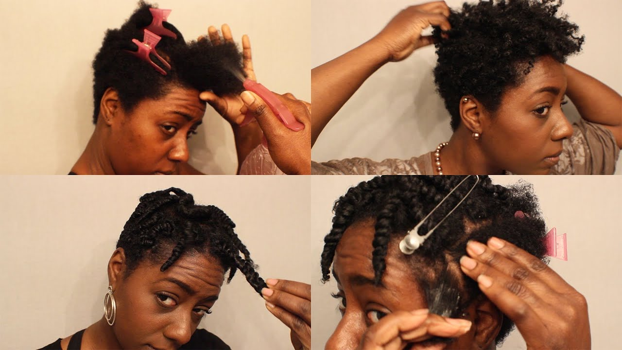 Styling Tapered Natural Hair Extraordinary Spring Natural Hair Styling Tapered Twistout Beautycutright .