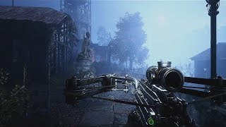 Epic Stealth Kills from New Game about Nuclear Apocalypse Metro Exodus