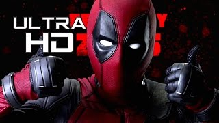 Deadpool Official TRAILER (4K ULTRA HD) Ryan Reynolds Superhero Movie 2016