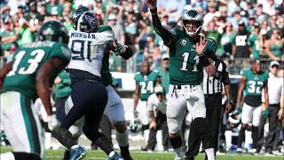 John McMullen talks Carson Wentz, Eagles Offense, NFL Rules, and more