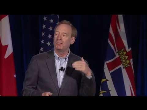 Brad Smith on the Cascadia Innovation Corridor