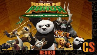 KUNG FU PANDA: SHOWDOWN OF LEGENDARY LEGENDS - PS4 REVIEW (Video Game Video Review)