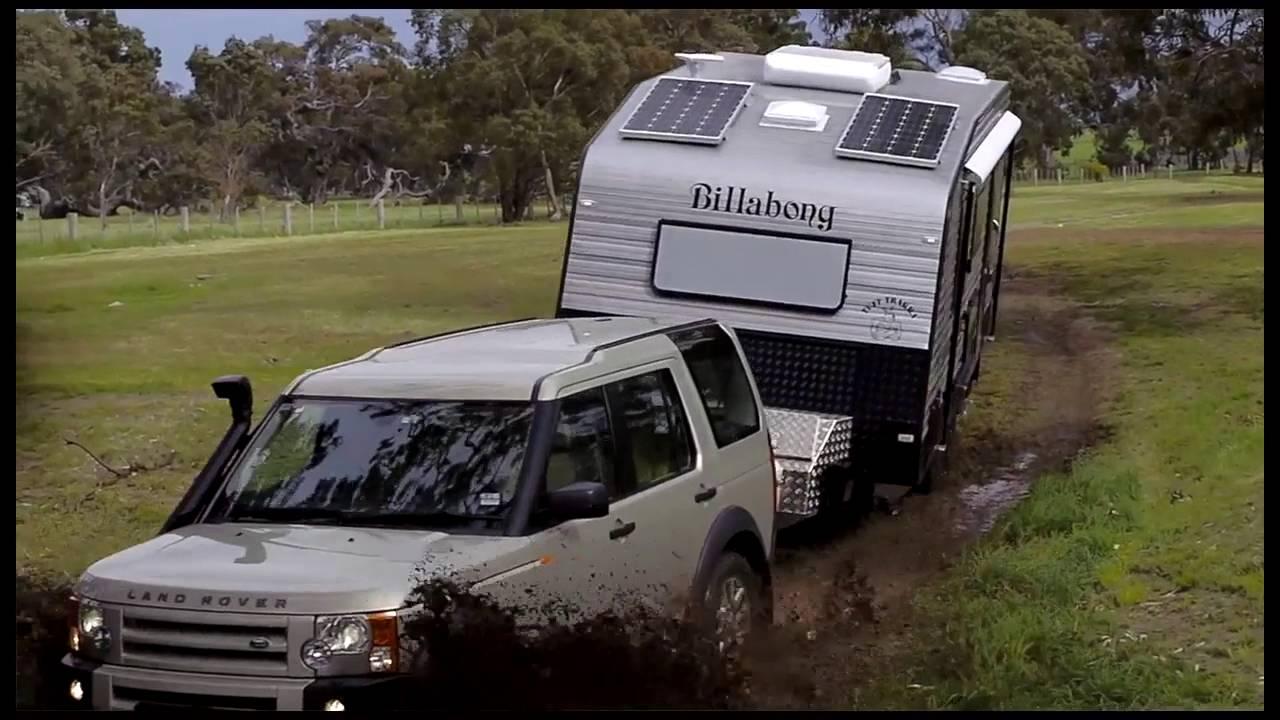 BILLABONG GROVE 186 TUFF TRAKKA VIDEO