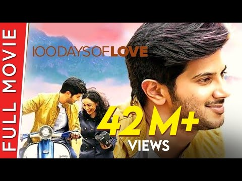 100 Days of Love New Hindi Dubbed Full Movie | Dulquer Salma