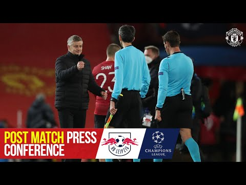 """Solskjaer: """"We had to work hard for this..."""" 