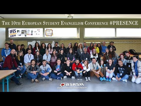 Evangelism Conference #PRESENCE 2017 BSKSH Albania