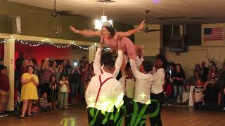 Dirty dancing tribute at quince