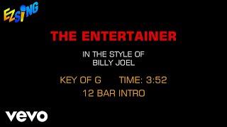 Billy Joel - The Entertainer (Karaoke)