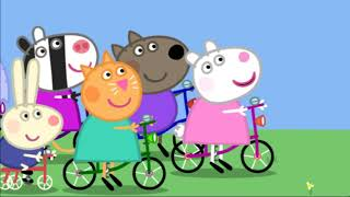 Peppa Pig Cold Winter Day Series 03 Episode01
