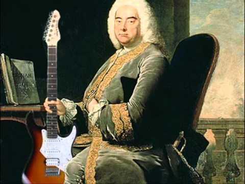 Handel in Rock