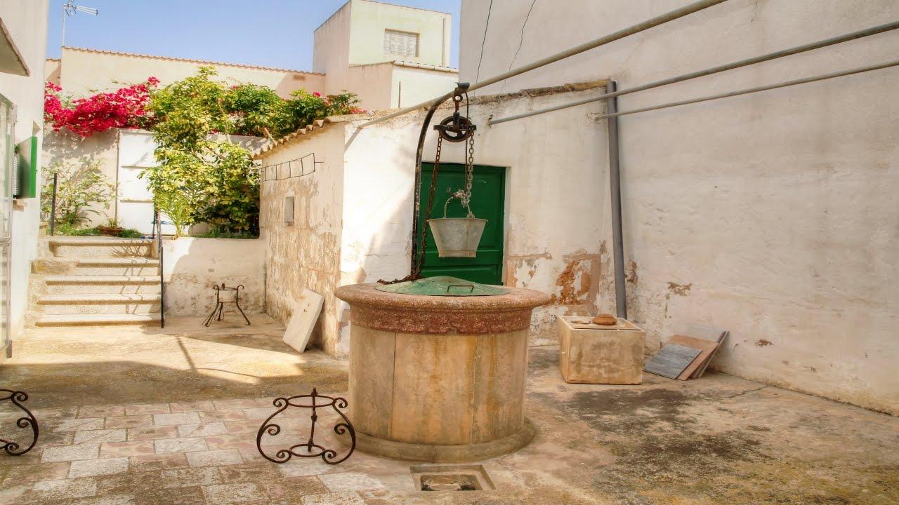 Bonita Casa De Pueblo Con Patio Para Renovar Mallorca