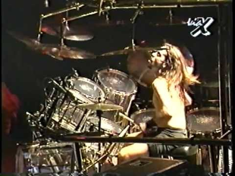 Megadeth - Live in Chile 1995 [Full Concert] HD