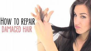 How to cut the ends of your hair