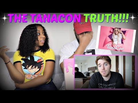 "Shane Dawson ""The Truth About Tanacon"" REACTION!!!"