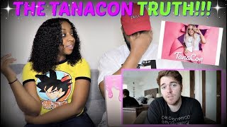 "Shane Dawson ""The Truth About Tanacon"" REACTION!!!"