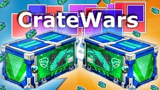 NEW IMPACT CRATE WARS BATTLE (20vs20)