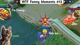 WTF Funny Moments Episode #13   Mobile Legends