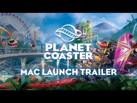Planet Coaster: Mac Edition | Launch Trailer