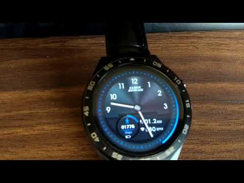 FINOW x3 watch faces, clock skin full android watch.